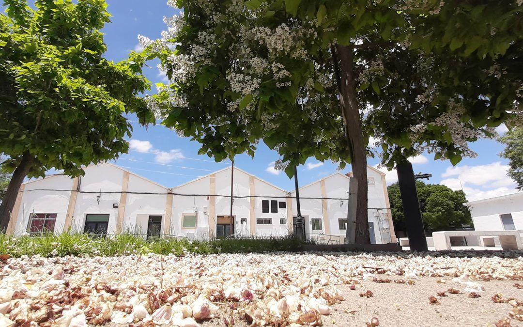 Remodelación Plaza del Silo, Ventas de Huelma (Granada).